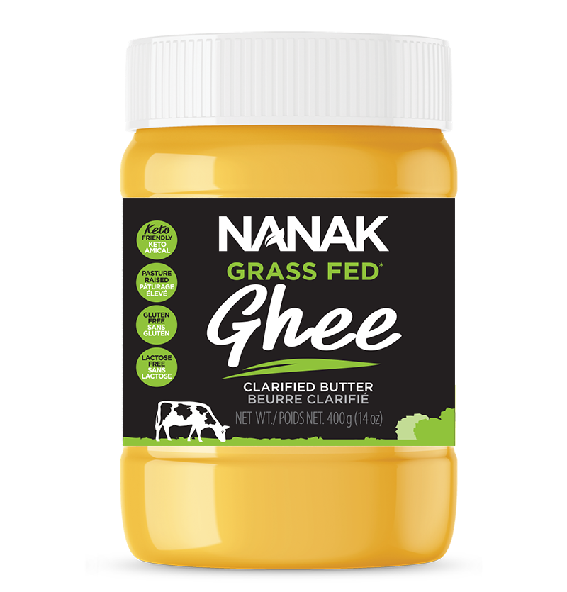 Grass Fed Ghee